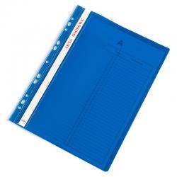 Teczka na akta osobowe zawieszana Biurfol - niebieska