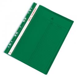 Teczka na akta osobowe zawieszana Biurfol - zielona