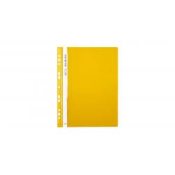 Teczka na akta osobowe zawieszana Biurfol - żółta