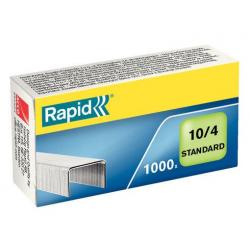 Zszywki Rapid Standard Nr 10/4 - 1000szt.