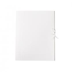 Teczka wiązana archiwizacyjna GC Bigo - A4 - 300g - 35mm - biała