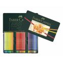 Kredki ołówkowe Faber-Castell Polychromos - 60 kolorów