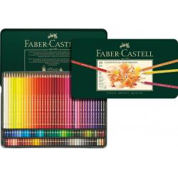 Kredki ołówkowe Faber-Castell Polychromos - 120 kolorów