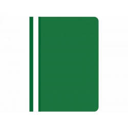 Skoroszyt PP miękki Selvie- zielony