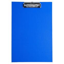 Deska z klipsem A4 - d.rect - niebieska