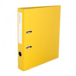 Segregator Biuro Plus A4/50mm - żółty