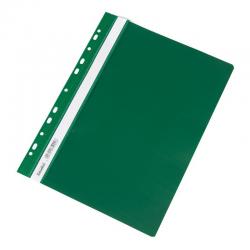 Skoroszyt zawieszany PCV Biurfol- zielony