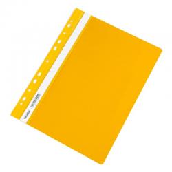 Skoroszyt zawieszany PCV Biurfol- żółty