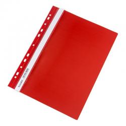 Skoroszyt zawieszany PCV Biurfol- czerwony
