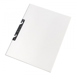 Skoroszyt zawieszany 1/1 Lux Barbara- biały, 250g