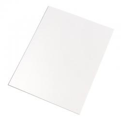 Skoroszyt Barbara - A4 Lux - 250 g - biały