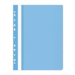 Skoroszyt zawieszany PP miękki Biurfol - jasnoniebieski