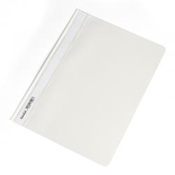 Skoroszyt PCV twardy Biurfol - biały