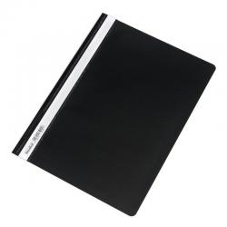 Skoroszyt PCV twardy Biurfol - czarny