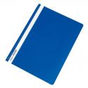 Skoroszyt PCV twardy Biurfol - niebieski