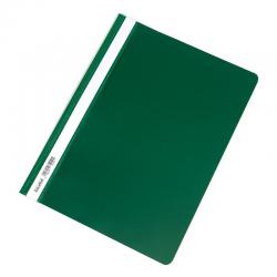 Skoroszyt PCV twardy Biurfol - zielony