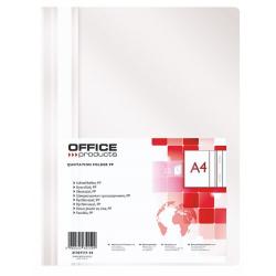 Skoroszyt PP Office Products - biały