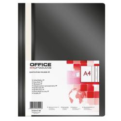 Skoroszyt PP Office Products - czarny