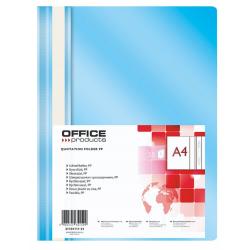 Skoroszyt PP Office Products - jasny niebieski