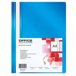 Skoroszyt PP Office Products - niebieski