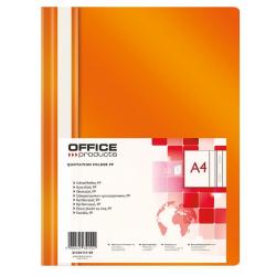 Skoroszyt PP Office Products - pomarańczowy