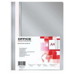 Skoroszyt PP Office Products - szary