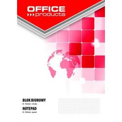 Blok biurowy w kratkę A5 Office Products- 50k