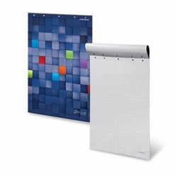 Blok gładki Top2000 do tablic Flipchart  64x90 cm - 20 kartek