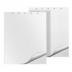 Blok gładki do tablic Flipchart Herlitz- 68x99cm, 50k