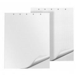 Blok gładki Herlitz do tablic Flipchart 68x99 cm -  50 kartek