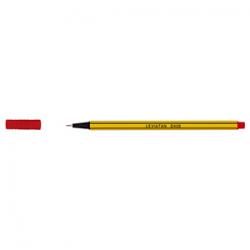 Cienkopis D400 Leviatan- czerwony