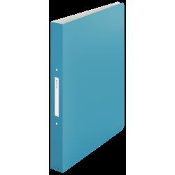 Segregator 2ringowy Leitz Cosy - niebieski