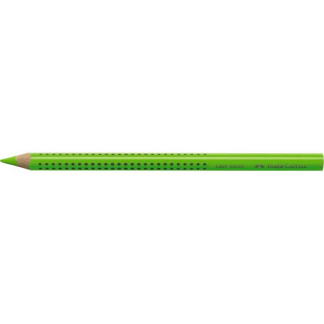 Kredka JUMBO GRIP neon - Zakreślacz - kolor zielony