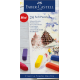 Pastele miękkie Faber-Castell STUDIO QUALITY MINI - 24 kolory