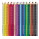 Kredki GRIP 2001 - 24 kolory - metalowe opakowanie