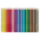 Kredki GRIP 2001 - 36 kolorów - metalowe opakowanie