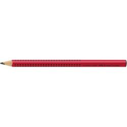 Ołówek JUMBO GRIP - B - czerwony