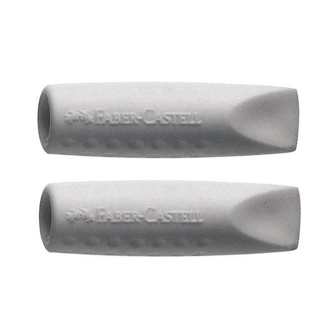 Gumka GRIP 2001 / nasadka - szara