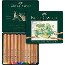 Kredki pastelowe Pitt Faber-Castell - 24 kolory