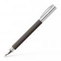 Pióro wieczne Ambition OpArt Faber-Castell - Black Sand M