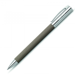 Długopis Ambition OpArt Faber-Castell - Black Sand