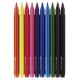 Pisaki GRIP - 10 kolorów