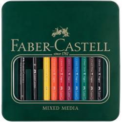 Kredki akwarelowe Faber Castell Albrecht Dürer Magnus - 8 kolorów + akcesoria