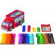 Pisaki CONNECTOR ciężarówka - 33 kolory