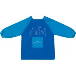 Fartuszek dla dzieci - niebieski