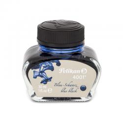Atrament do piór wiecznych Pelikan 30ml - niebiesko-czarny