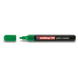Marker olejowy Edding 790 - zielony