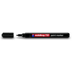 Marker olejowy Edding 791 - czarny