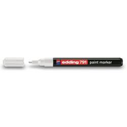 Marker  olejowy Edding 791 - biały