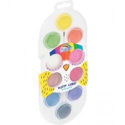 Farby akwarelowe Fiorello - 10 kolorów